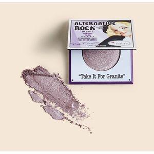 • The Balm 'Take it for Granite' single eyeshadow